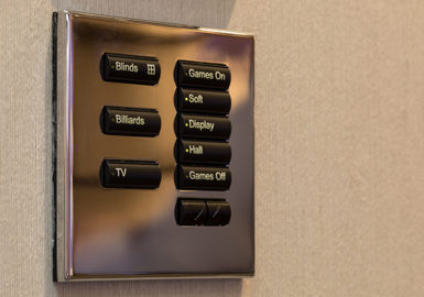 Smart Home Automation Panel