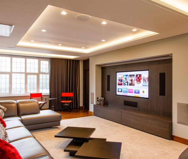 Hull Based Home Automation